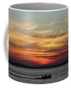 Zadar Sunset Coffee Mug