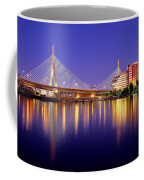 Zakim Twilight Coffee Mug by Rick Berk