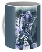 Zakk Wylde - Watercolor 07 Coffee Mug