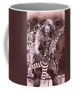 Zakk Wylde - Watercolor 08 Coffee Mug