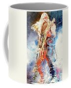 Zakk Wylde - Watercolor 09 Coffee Mug