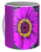 Zany Zinnia Coffee Mug