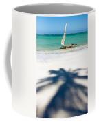 Zanzibar Beach Coffee Mug