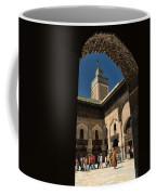 Zaouia El Tijaniya Mosque In Fes Morroco Coffee Mug