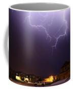 ZAP Coffee Mug by Shane Bechler