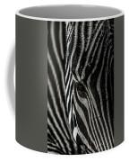 Zebra 3 Coffee Mug