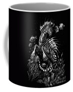 Zebra Hippocampus Coffee Mug