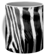 Zebra Lines Coffee Mug