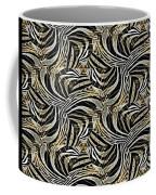 Zebra Vii Coffee Mug
