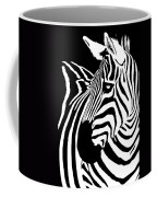 Zebra Works Coffee Mug