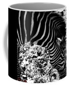 Zebra2 Coffee Mug