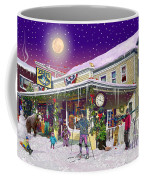 Zebs General Store In North Conway New Hampshire Coffee Mug