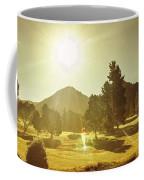 Zeehan Golf Course Coffee Mug