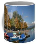 Zell Am See The Elements In Austria Coffee Mug