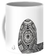 Zen Egg Coffee Mug