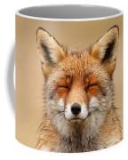 Zen Fox Red Fox Portrait Coffee Mug