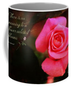 Zen Proverb 2 Coffee Mug