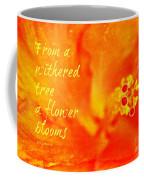 Zen Proverb 3 Coffee Mug