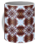 Zeroing In On The Color Blue Coffee Mug