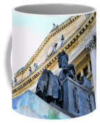 Zeus  Coffee Mug by Paul Ward