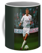beeba06a1 Zidane At Real Madrid Painting Yoga Mat for Sale by Paul Meijering