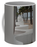 Zig Zag At The Beach Coffee Mug