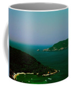 Zihuatanejo Harbor Coffee Mug