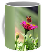Zinnia Visitor Coffee Mug
