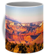 Zion At Sunset Coffee Mug