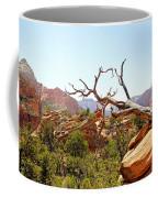 Zion Hike 1 View 4 Coffee Mug