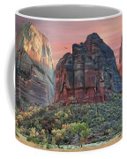 Zion National Park Sunset Coffee Mug