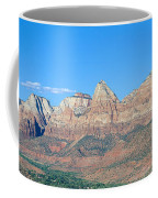 Zion National Park, Valley View Coffee Mug