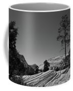 Zion Park Geology Texture Coffee Mug