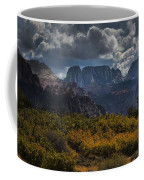 Zion-rock On Coffee Mug