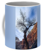 Zion Tree Woman Coffee Mug