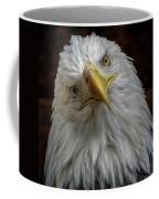 Zombie Eagle Look Coffee Mug