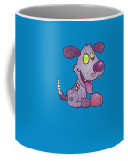 Zombie Puppy Coffee Mug by John Schwegel