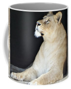 The Queen Of Animals Coffee Mug