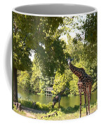 Zoo Landscape Coffee Mug