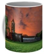 Zrinskis' Castle 2 Coffee Mug by Davor Zerjav