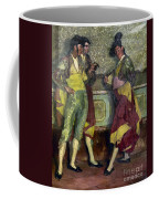 Zuloaga: Bullfighters Coffee Mug