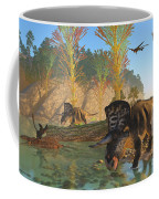 Zuniceratops River Coffee Mug