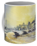 Zurich Sunset- Switzerland Coffee Mug