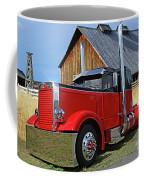 Zz Chrome Peterbilt Coffee Mug