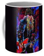 Zz Top Billie Gibbons Coffee Mug