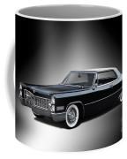 1966 Cadillac Coupe Deville Coffee Mug