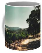 A Drive Through Napa Valley Coffee Mug