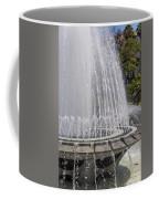 Arthur J. Will Memorial Fountain At Grand Park Coffee Mug