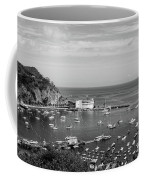 Avalon Harbor - Catalina Island, California Coffee Mug