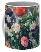 Bouquet Of Flowers, 1898 Coffee Mug